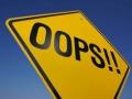 Najčastejšie chyby pri podnikaní - vyvarujte sa ich !
